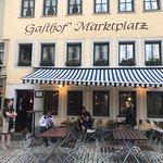 ภาพถ่ายของ Gasthof Marktplatz