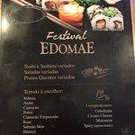 Foto de Edomae Sushi Bar Culinaria Janponesa