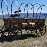 Wagon for California trail