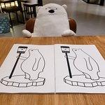 北极熊照片
