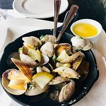 Steamers on the Happy Hour Menu