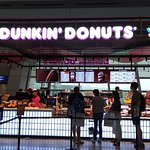Dunkin Donuts Incheon Airport Store照片