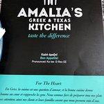 Bilde fra Amalias Kitchen