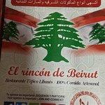 Photo de El Rincon De Beirut