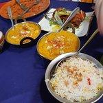 Bilde fra Taste of India