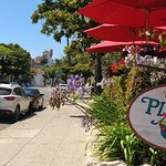 Bilde fra La Playa Azul Cafe