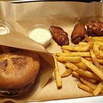 Bild från Garage Burgerbar