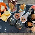堤岸酒吧及餐廳照片