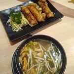 Nem and Vietnamese soup