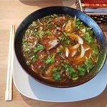 Po Bho aus Mitte-Vietnam mit Rindfleisch