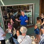 Blue Moose Food Tour at Hudson's Hamburgers Coeur d'Alene Idaho