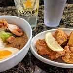 Mini Curry Rice & Karaage