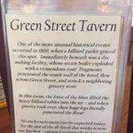 صورة فوتوغرافية لـ Green Street Tavern