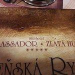 Hotel Ambassador Zlata Husa照片