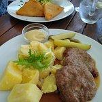 Zdjęcie Vysehradsky Restaurant Kandelabr