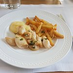 Calamarcets con frites