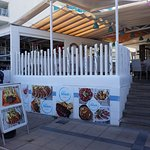Cafe Beach Foto