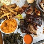 ภาพถ่ายของ Bluebird Barbecue
