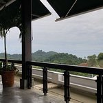 Balcony - La Luna Restaurant Photo