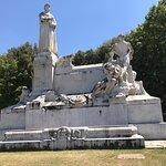 Petrarca Denkmal