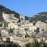 Forteresse médiévale de Saint-Montan (Ardèche)