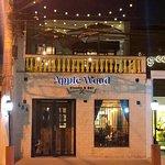Muito agradável, amei !!! Obrigado Apple Wood