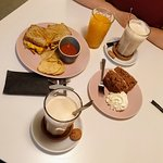 Foto van Grenzeloos - Tosti & Koffie