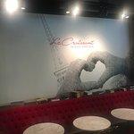 Interiör på Le Croissant