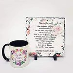 Personalized Stone/Plaque and Mug