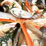 CATAPLANA de marisco  Seafood CATAPLANA.