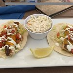 The Mahi Mahi Tacos were excellent
