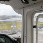 Coming in for a landing in Inis Mor.