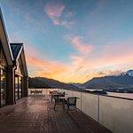 Sunrise Terrace - outdoor dining