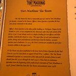 Ảnh về Fort Mackinac Tea Room