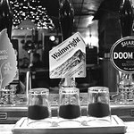 We always have a wide selection of local and nationwide cask ales.