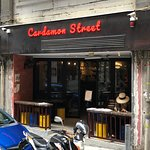Cardamon Street - promising new restaurant dishing out Indian fusion cuisine on Elgin St.