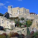 La forteresse vue du sud
