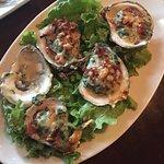 Appetizer - Oysters Rockfeller