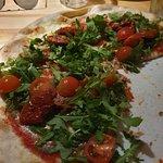 Pizza suszone pomidory