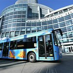 #RideART to Anaheim Convention Center on the Grand Plaza, Buena Park, or ARTIC Sports Complex Lines.