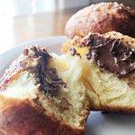ภาพถ่ายของ Brown Bear Baking