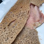 Memphis : The tasteless crepe and so-so pizza