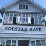 Bilde fra Solstad Kafé