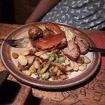 Schnitzelbank照片