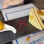 Club sandwich à la mangue