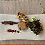 Vorspeise Foie gras