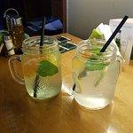 Lemoniada cytrynowa i jabłkowa