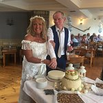 Allowed us to bring our own wedding cake