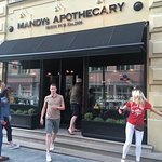 Фотография Mandy's Apothecary Irish Pub