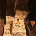 Sal de oro
